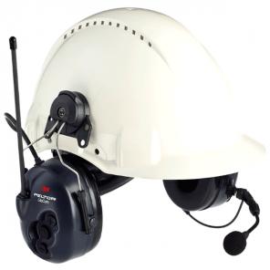 3M Peltor LiteCom - Fixation pour casque