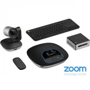 Kit de vidéoconférence Logitech Group avec Intel NUC