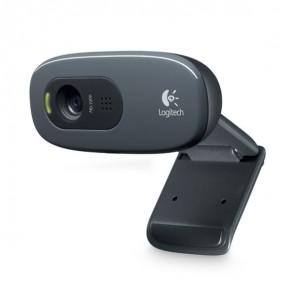 Webcam HD Logitech C270 Noire