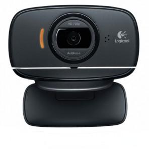 Webcam Logitech HD B525 Noire