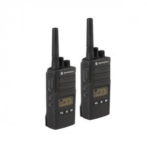 Pack Duo de Talkies-Walkies Motorola XT460
