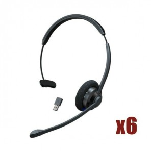 Cleyver HW60 UC Mono Bluetooth (5+1 free!)