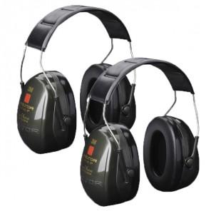 Casque anti-bruit 3M Peltor Optime II Pack Duo