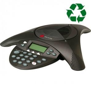 Polycom Soundstation 2 NE avec écran Reconditionné (1)