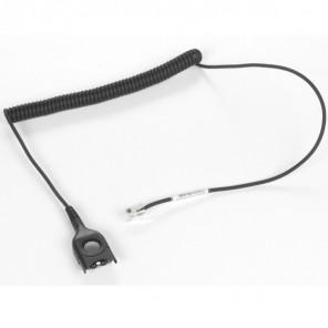 Câble Sennheiser CSTD 24 / QD / RJ9