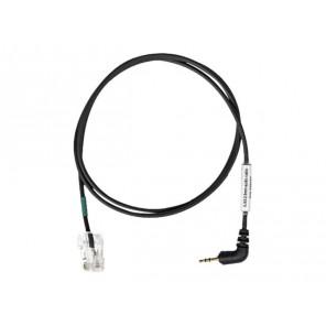 Câble audio Sennheiser RJ 45 vers jack 2,5mm
