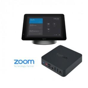 Kit console sécurisée Logitech SmartDock + Boîtier d'Extension