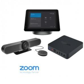 Kit avec SmartDock, MeetUp, Microphone et Boîtier d'Extension