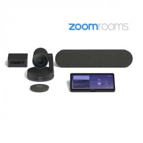 Solution de vidéoconférence Logitech Medium Room pour Zoom Rooms