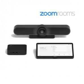 Solution de vidéoconférence Logitech Small Room pour Zoom Rooms