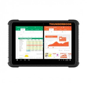 Tablette industrielle Thunderbook C1025G