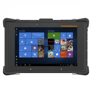 Tablette industrielle et robuste Thunderbook Goliath W800 - Windows 10 Pro