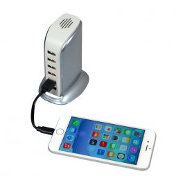 Port Designs USB Hub 6ports(6)