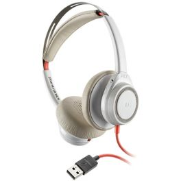 Poly Blackwire 7225 USB-A - Wit
