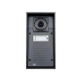 2N Helios IP Force met 1 sleutel, camera en luidspreker van 10 W