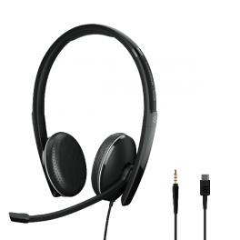 EPOS Adapt 165 USB-C II Duo Headset