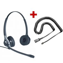 Headset OD HC 45 + QD-kabel U10-PS