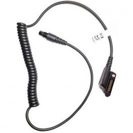 3M Peltor FLX2-ASDS9W kabel, Icom aansluiting