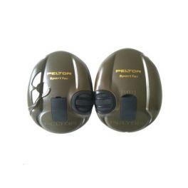 3M Peltor SportTac groene oorschelpen