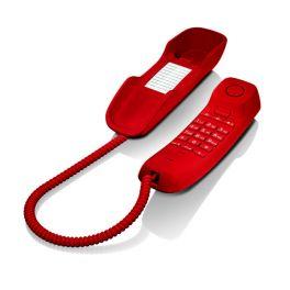 Gigaset DA210 Draadgebonden Telefoon (Rood)  1