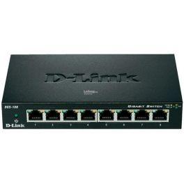 D-Link DGS 108 Switch - 8 poorten (1)
