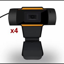 Pack Webcam USB para PC