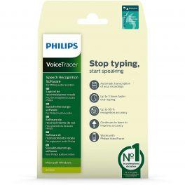 Philips DVT 2805 transcriptiesoftwareDVT 2805 Logiciel de transcription