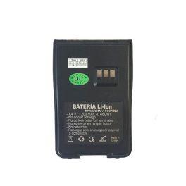 1600 mAh-batterij voor Dynascan -R58 / DA350, V600, R121U
