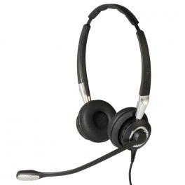 Jabra BIZ 2400 II Duo Headset met Noise-cancelling Microfoon
