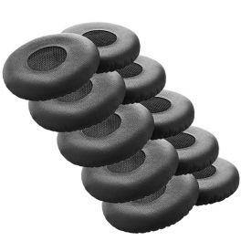 Kunstleren oorkussen voor Jabra Evolve 20, 30, 40, 65 (pak van 10)