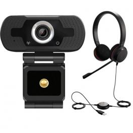 Jabra EVOLVE 20 MS Duo Inclusief webcam