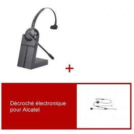 Cleyver HW20 Headset-pakket voor Alcatel