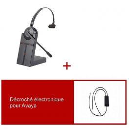 Cleyver HW20 Headset-pakket voor Avaya