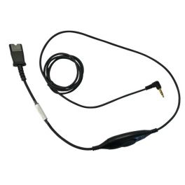 Onedirect QD/3.5mm Jack Kabel voor Alcatel IP Touch