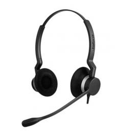 Jabra BIZ 2300 Duo QD Bedrade Headset
