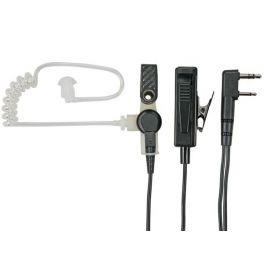 KHS-8BL Oortje met microfoon voor Kenwood Walkie Talkies