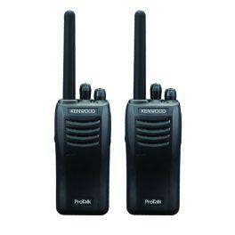 Kenwood TK-3501 Walkie Talkie Duo