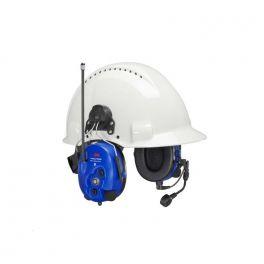 Peltor 3M Litecom WS PRO 3 DMR ATEX - Helmbevestiging