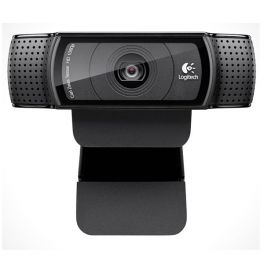 Logitech C920 PRO HD Webcam  (1)