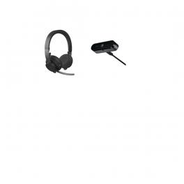 Pack: Logitech Zone Wireless UC + Logitech BRIO STREAM