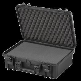 MAX430 Robuuste draagkoffer voor portofoons (1)
