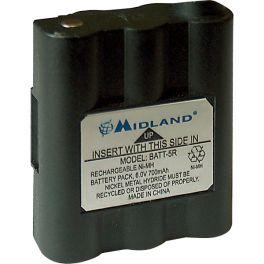 Batterij voor Midland G7 en Atlantic Portofoons (1)