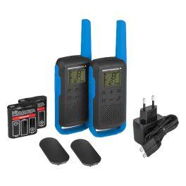 Motorola T62 (Blauw) met accessoires