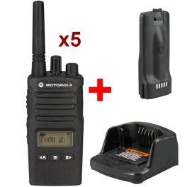 5-pack Motorola XT460