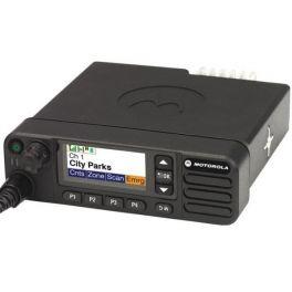 Motorola DM4600E VHF Mobiele Radio