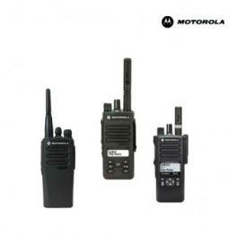 Programmatie Motorola portofoons
