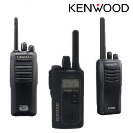 Speciale programmatie Kenwood walkie talkie