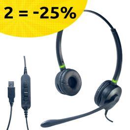 Koop één Cleyver HC95 headset en ontvang de tweede met 50% korting