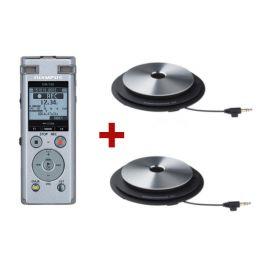 Olympus DM-720 + 2 ME-33 Microfoons