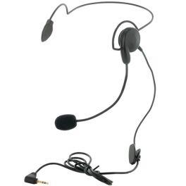 Headset met Nekband voor Motorola Walkie Talkies (1-Pin)
